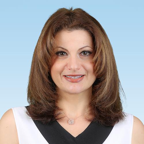 Anna Chamoun, M.D.