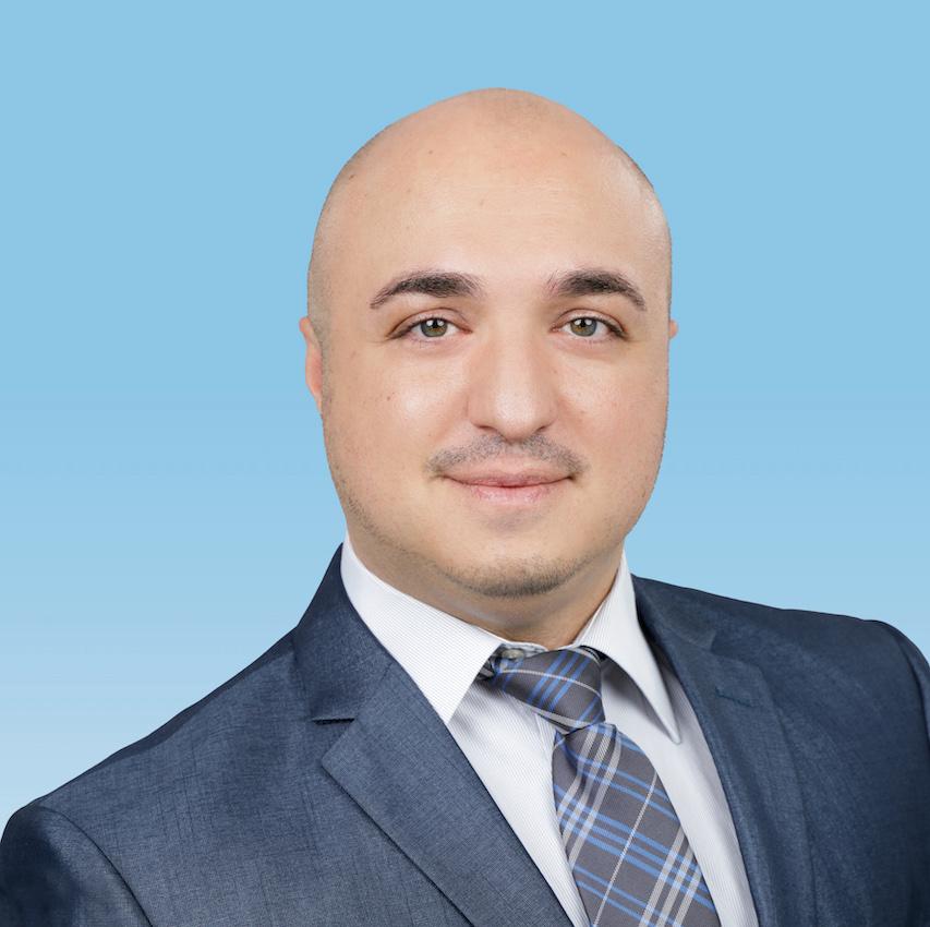 Anatoliy Daynega, APRN